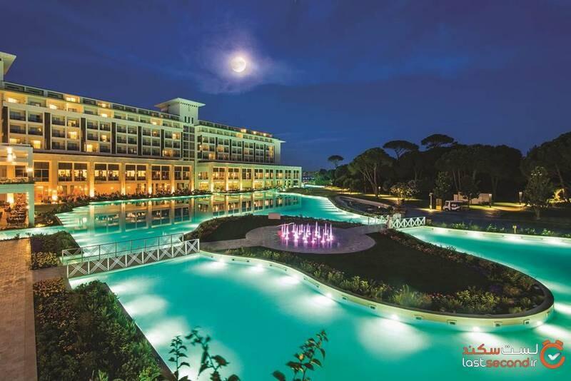 هتل آنتالیا رکسوس پریمیوم بلک