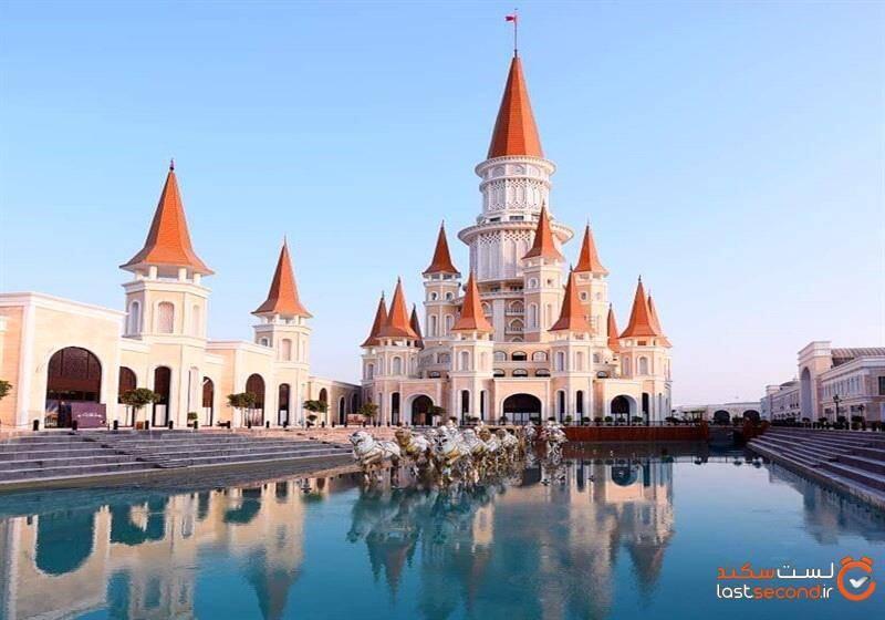 بهترین هتل آنتالیا