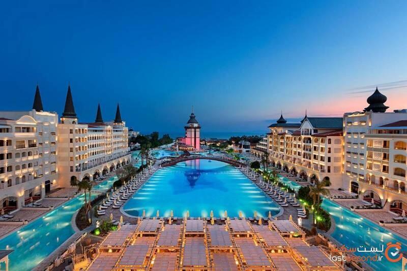 هتل تایتانیک مردان پالاس
