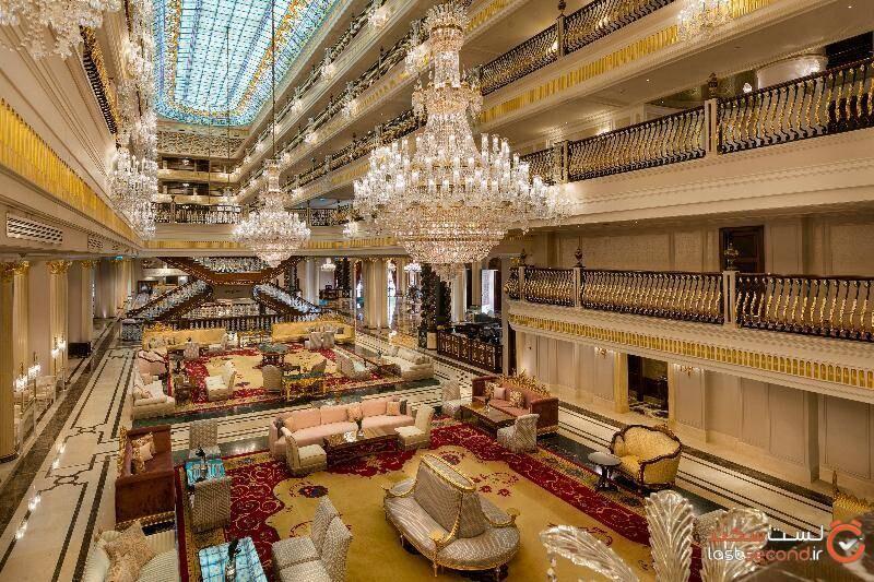 هتل تایتانیک آنتالیا