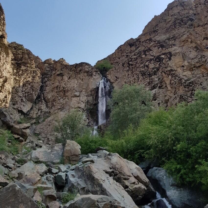 آبشار باغگل