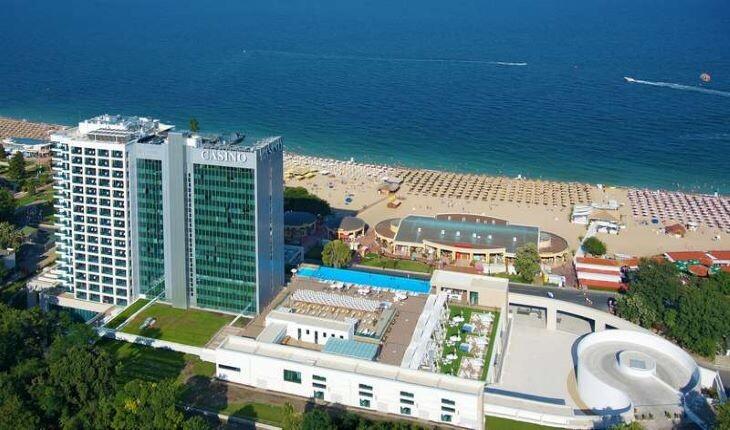 هتل اینترنشنال اند تاور سوئیتس، بلغارستان