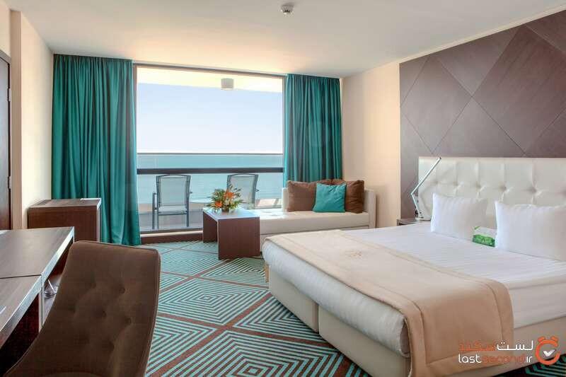 اتاقهای هتل اینترنشنال اند سوئیتس تاور