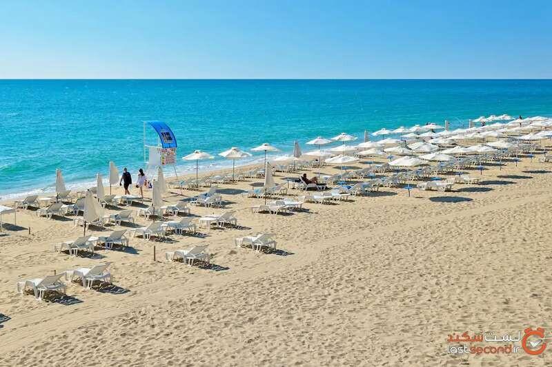 ساحل هتل ملیا گرند هرمیتیج