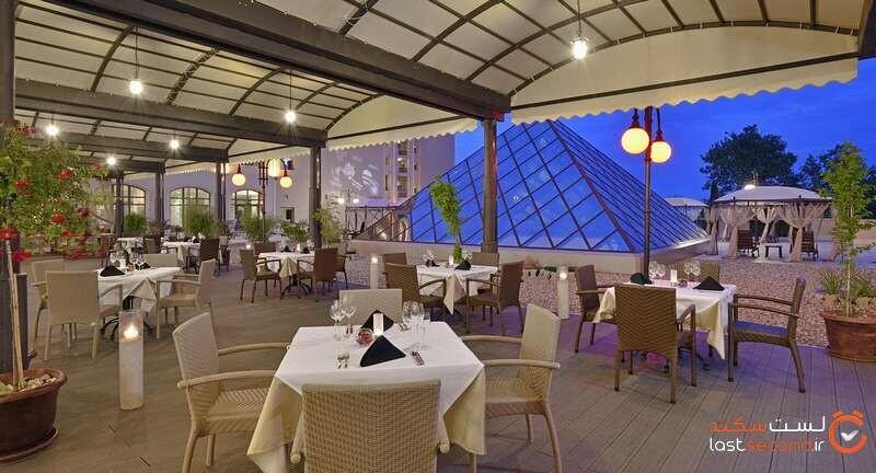 رستوران هتل ملیا گرند هرمیتیج