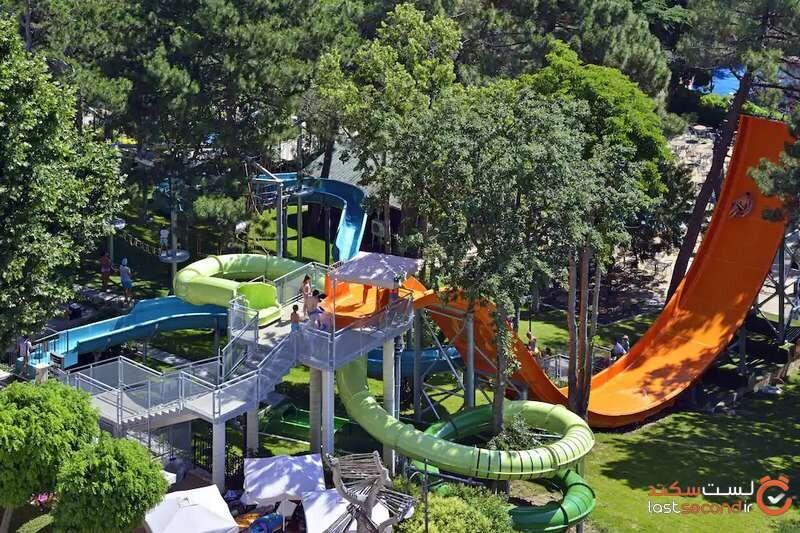 پارک آبی هتل ملیا گرند هرمیتیج