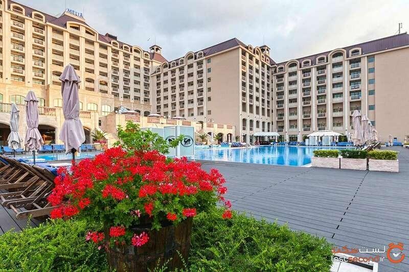 بلغارستان هتل ملیا گرند