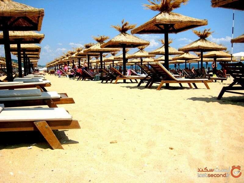 ساحل هتل آدمیرال بلغلرستان