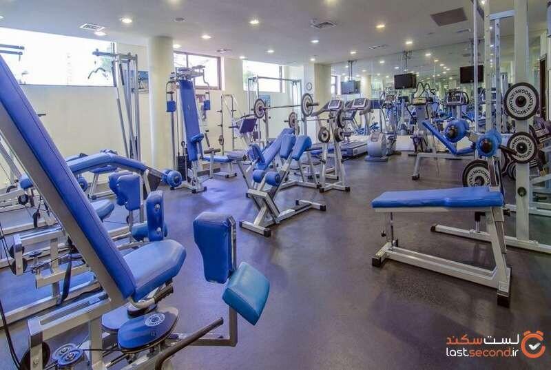 ورزشگاه هتل آدمیرال بلغلرستان