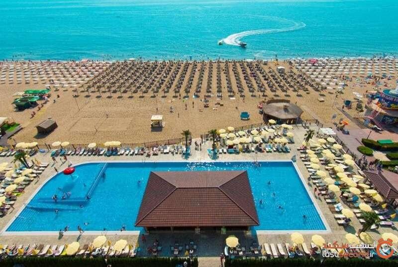 هتل آدمیرال بلغلرستان