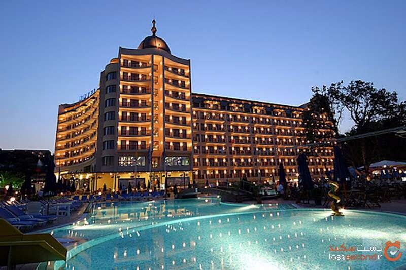 هتل آدمیرال بغارستان