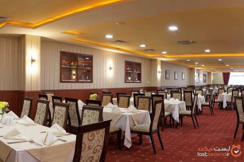 رستوران هتل آدمیرال