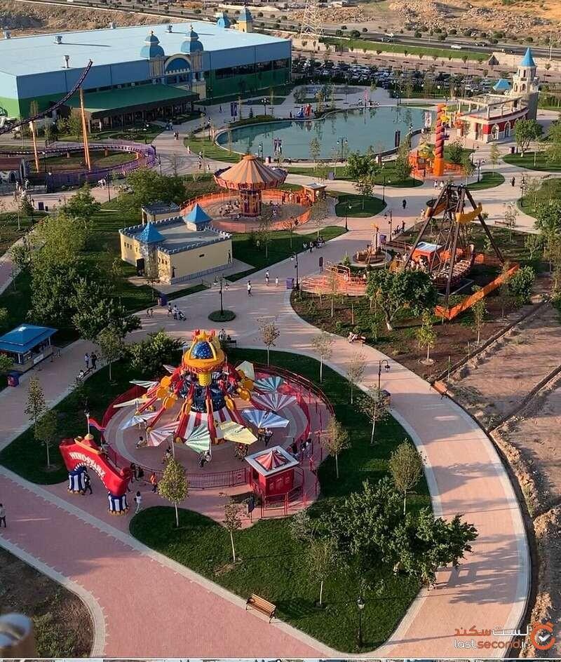 پارک بزرگ ایروان