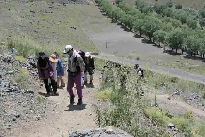 5 راهنمای مسیر کوهستانی امن شمال تهران برای کوهنوردان