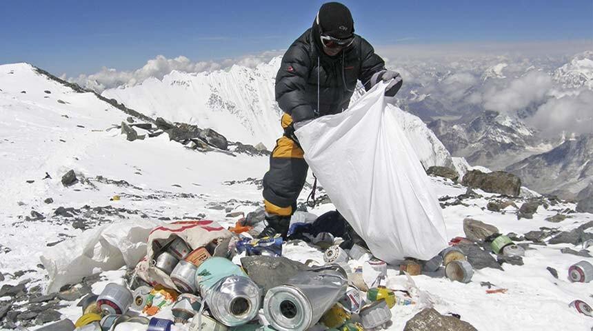چطور به عنوان یک کوهنورد از محیط کوهستان حفاظت کنیم؟