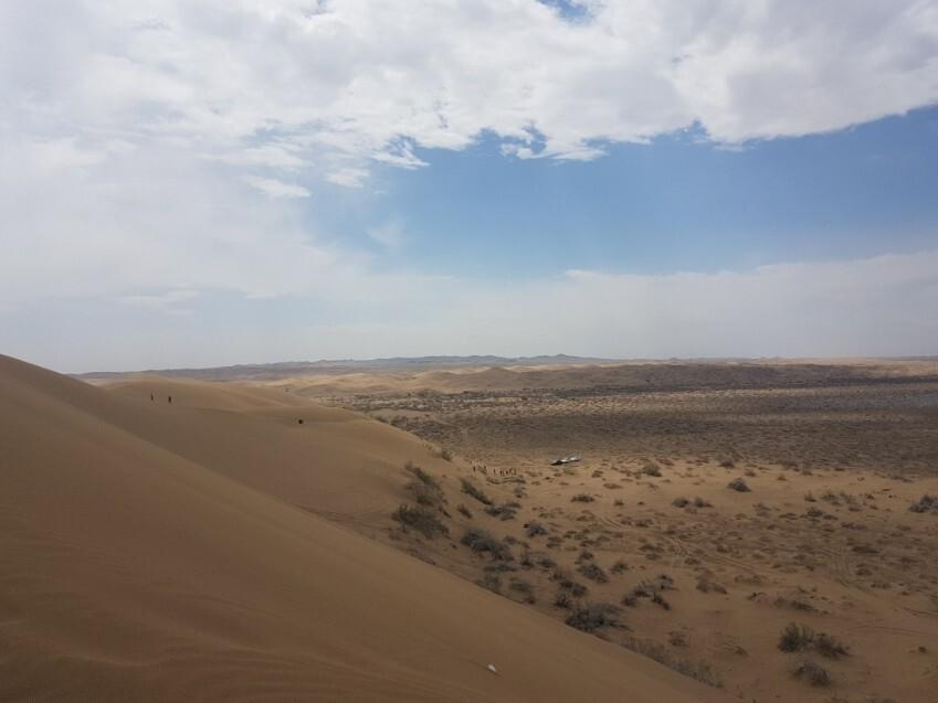 بزرگترین کویر ایران کجاست؟ + تصاویر