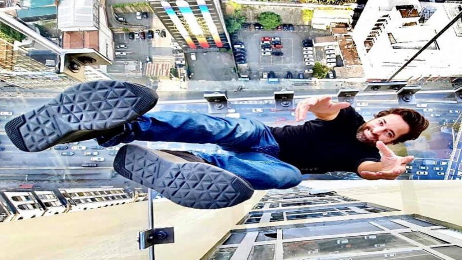 سامپا اسکای، چشم اندازی برای افراد شجاع!