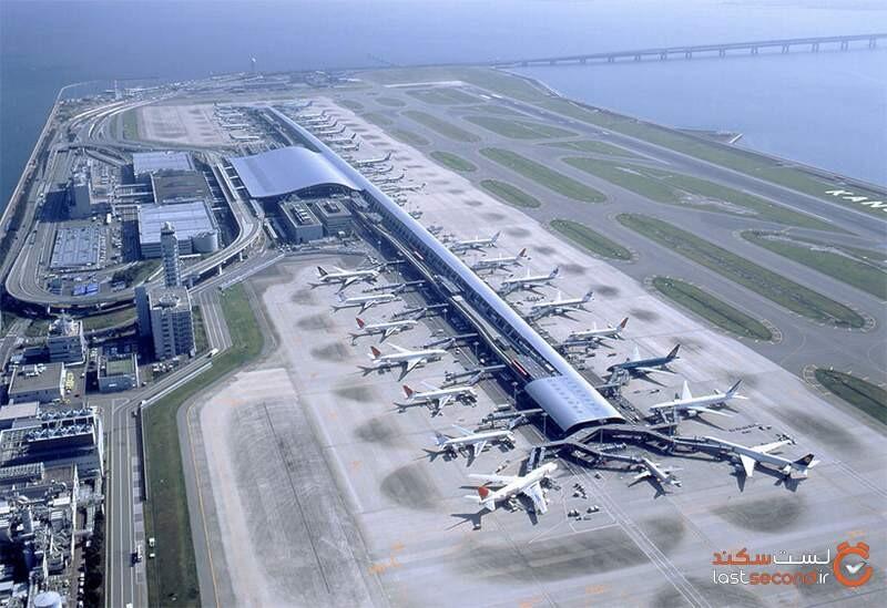 فرودگاه کانسای