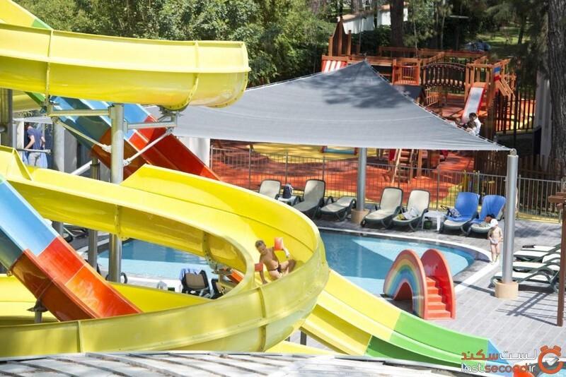 پارک آبی کودکان هتل سون سیز لایف