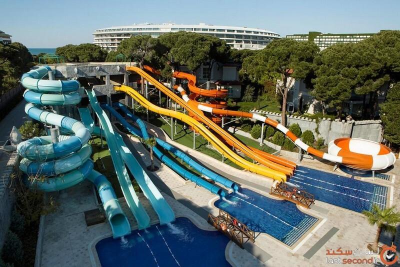 هتل مکس رویال بلک گلف آنتالیا