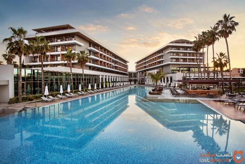 هتل آکانتوس اند سنت باروت کالکشن