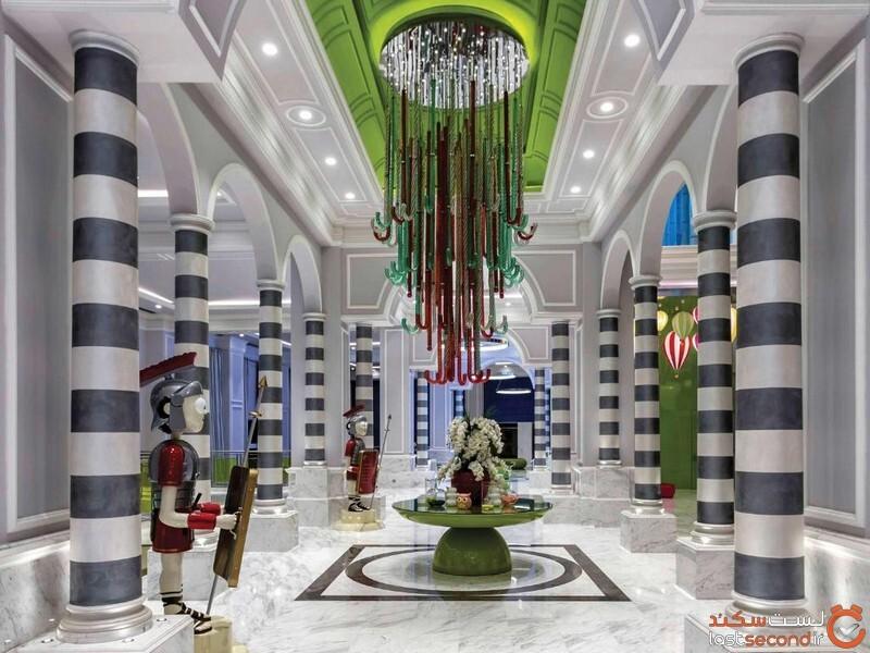 آنتالیا هتل لند آو لجندز کینگدام
