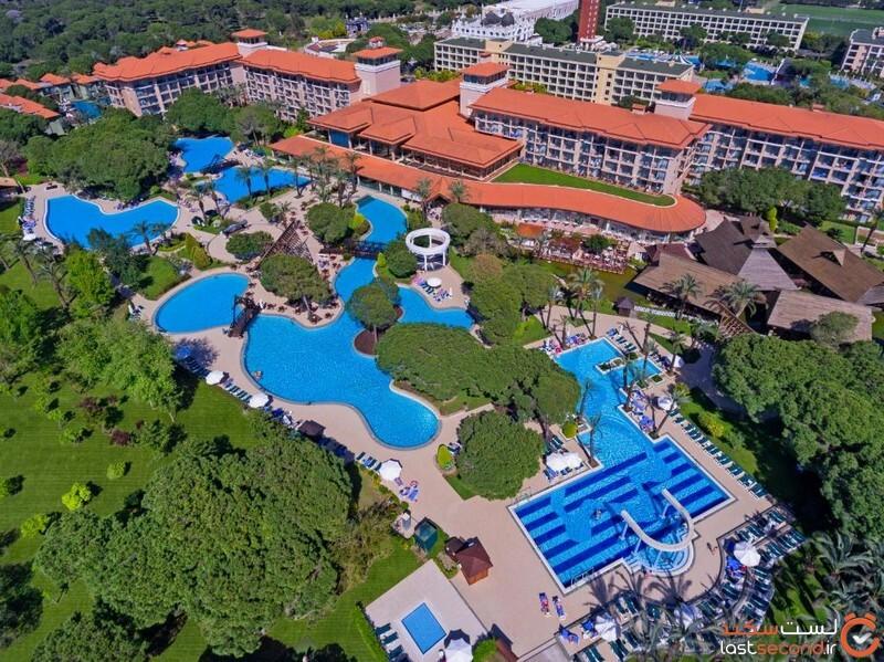 هتل آی سی هتلز گرین پالاس
