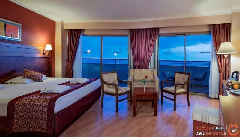 هتل رویال آلبا آنتالیا