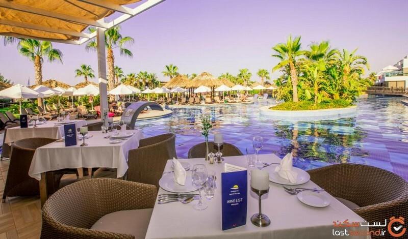 هتل شروود بلک ترکیه