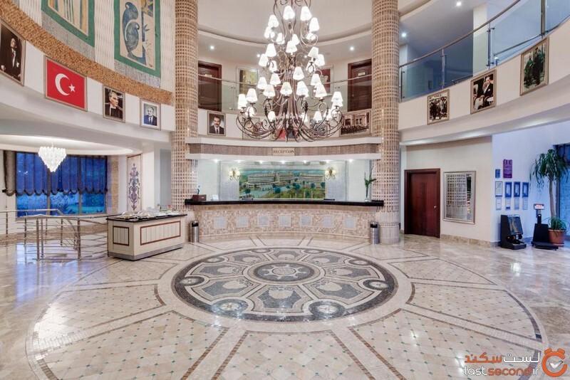 هتل رویال آلبا