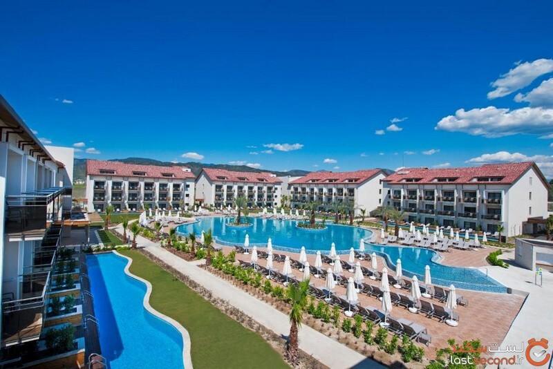 هتل تی یو آی سنساتری ترکیه