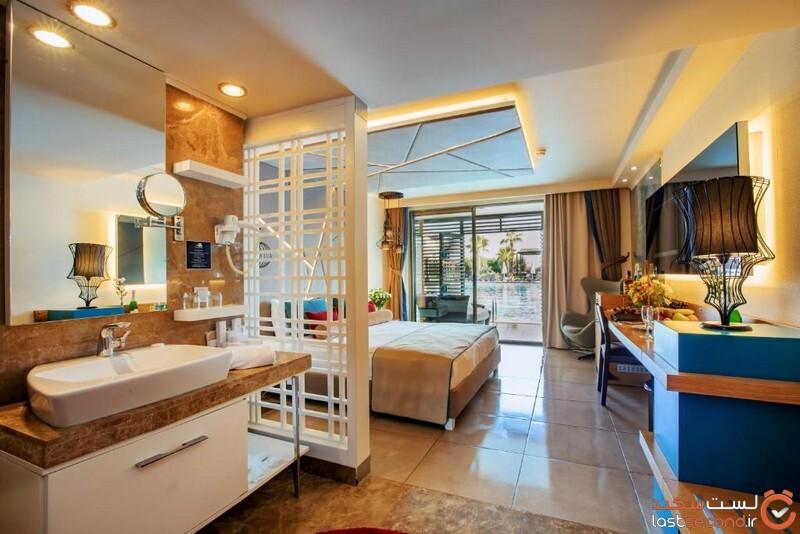هتل شروود بلک
