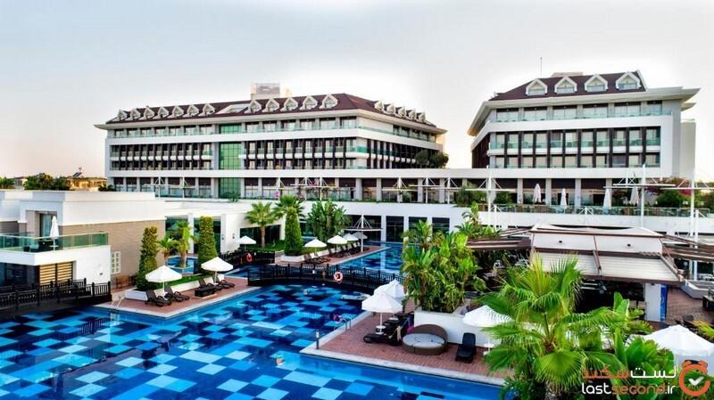 هتل شروود بلک آنتالیا