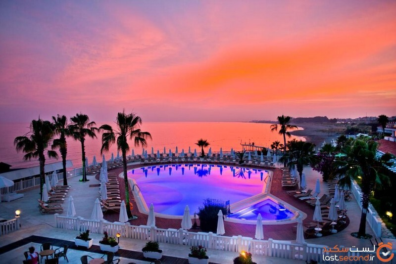 هتل فلورا گاردن بیچ آنتالیا