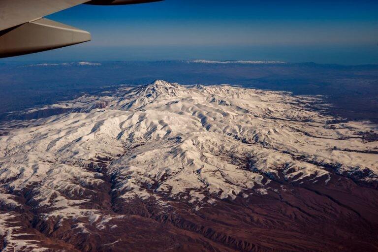 بلندترین کوه های ایران در کدام استان ها هستند؟ + عکس