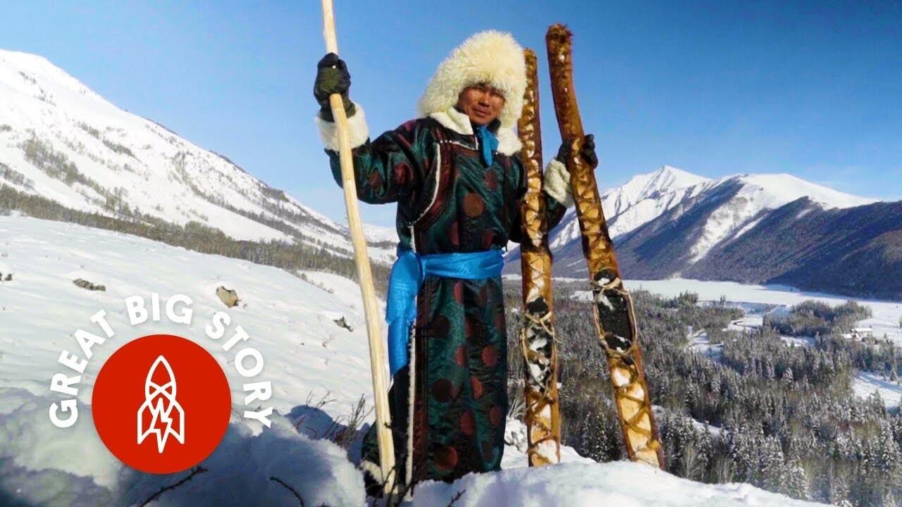 همو، روستایی که اولین چوب های اسکی در آنجا ساخته شده اند!