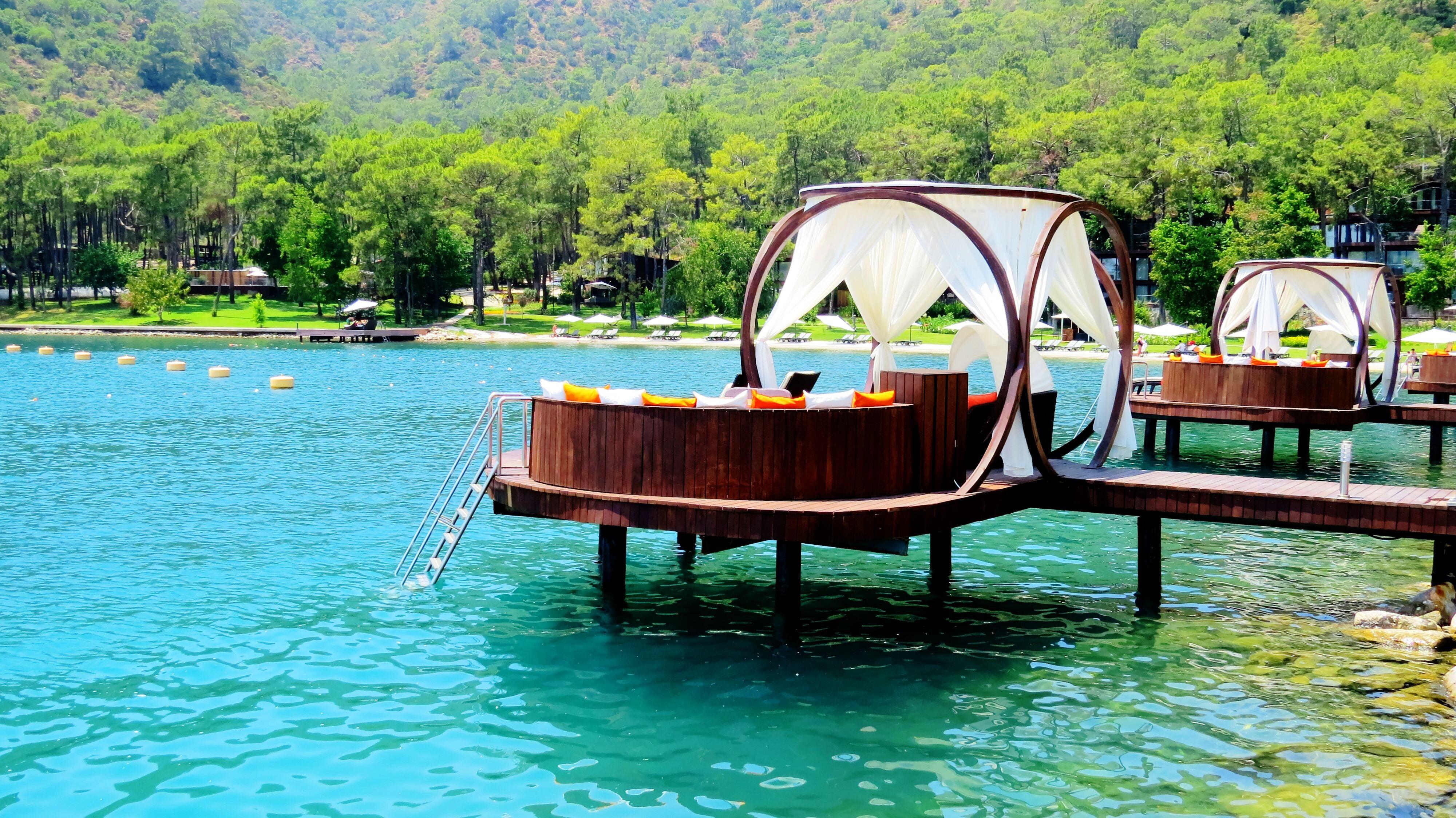 لیست بهترین هتل های ویژه بزرگسالان بالای ۱۶ سال در ترکیه