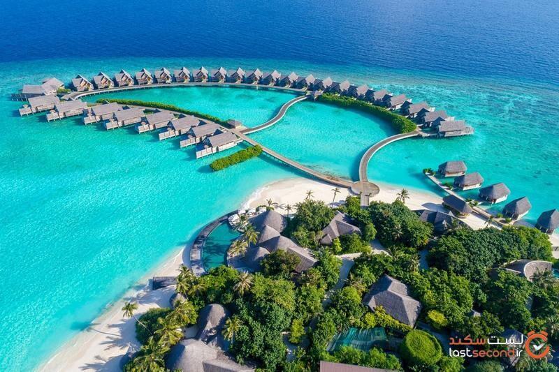 هتل میلیدو آیلند مالدیوز