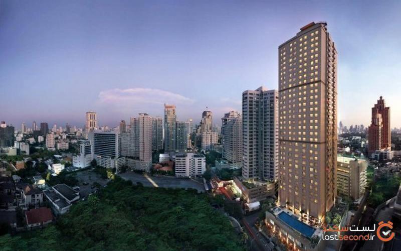 هتل سوخومویت پارک بانکوک