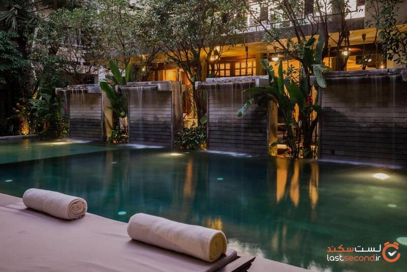 هتل جایا هاوس ریور پارک کامبوج