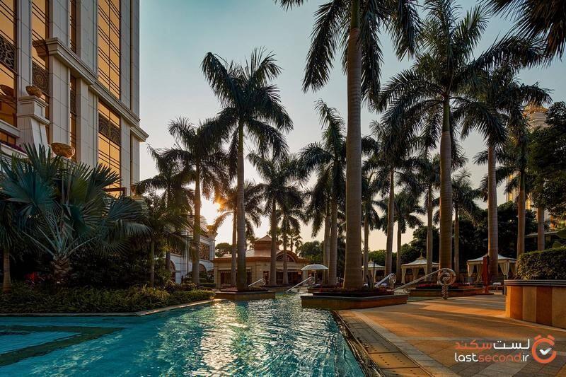 هتل ریتز کارلتون ماکائو