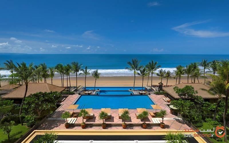 ساحل هتل لجیان بالی