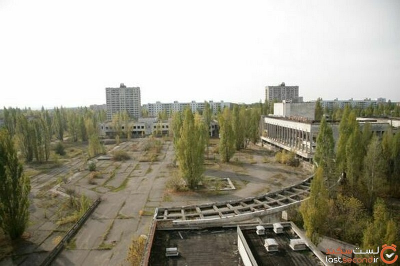 پریپیات، اوکراین