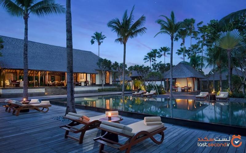 هتل لجیان بالی