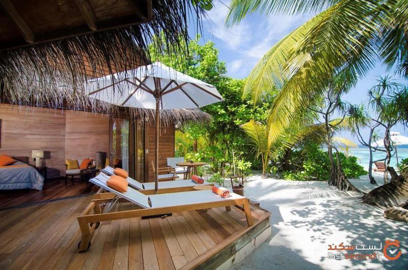 هتل میریهی آیلند ریزورت مالدیو
