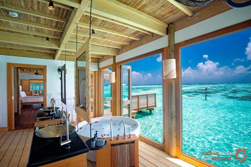مالدیو، هتل گیلی لانکانفوشی