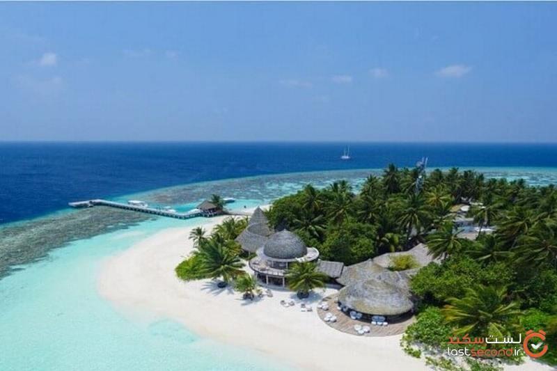 هتل کاندلهو مالدیوز