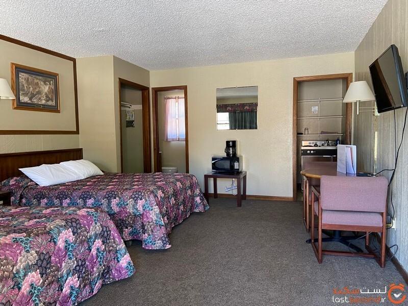 اتاقهای متل