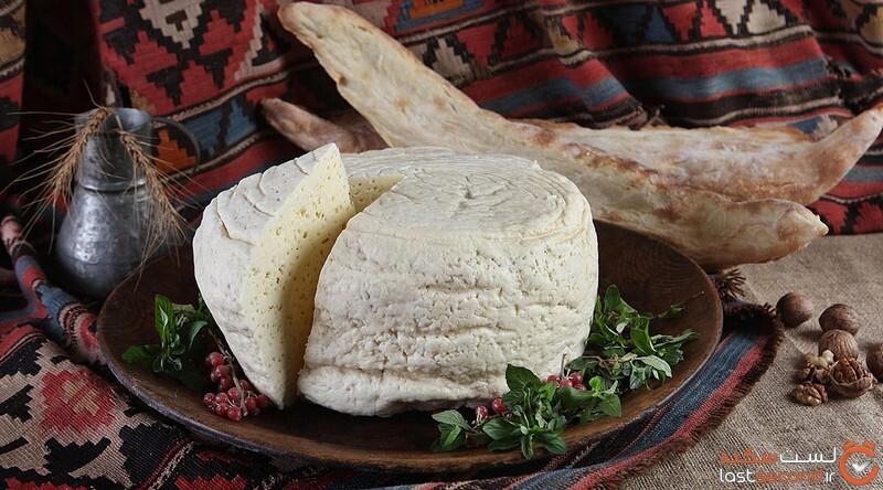 پنیر گرجستان