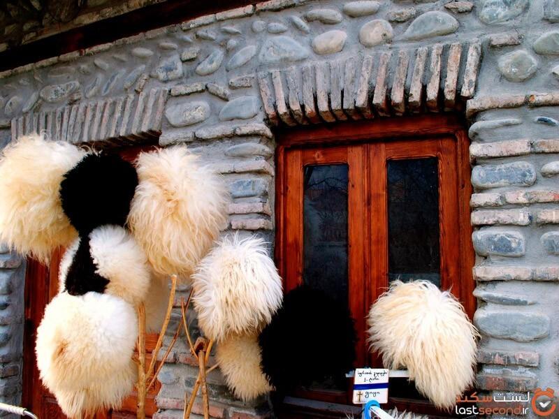 کلاههای پشمی گرجستان